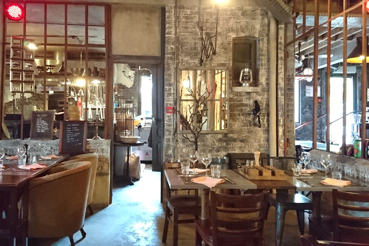 L annexe un restaurant original au c ur de saint quentin for Resto avec jardin